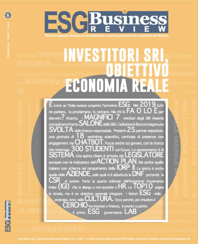 ESG Business Review